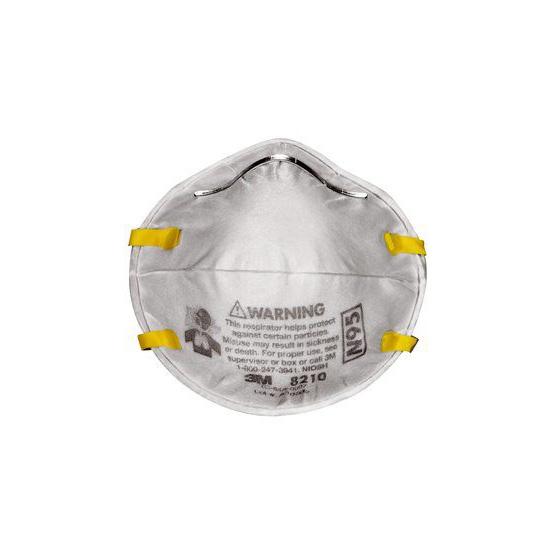 Respirador para Partículas N95 3M 8210
